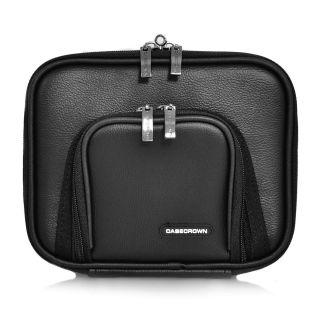 Double Memory Foam Pocket Case for Nook Touch Case Black