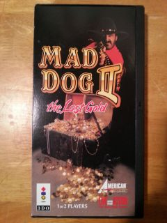 Mad Dog McCree II 3DO 1994