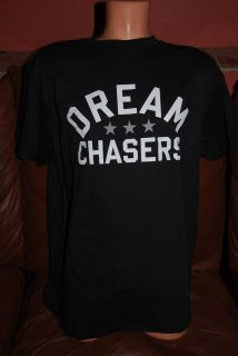 New Mens Ecko Limited Edition Meek Hill Dream Chasers Black T Shirt L