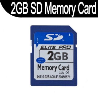 2GB SD Secure Digital Memory Card 2G 2 GB for Camera Phone
