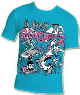 Day to Remember Jeremy McKinnon T Shirt Men Sz L