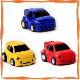 Cute Toy Car Real Capacity USB Memory Stick Flash Drive 4GB 8GB 16GB