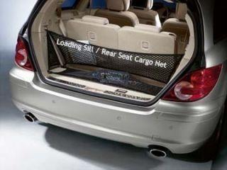 Genuine Mercedes Benz R Class V251 Loading Sill Cargo Net