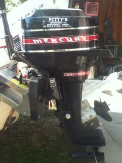 Mercury Outboard Merc 60 Kiekhaefer 6HP Twin Kicker Boat Motor Engine