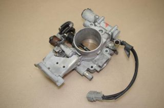 99 02 Mercury Villager Nissan Quest Throttle Body TB Assembly No Leaks