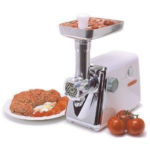 Basic Meat Grinder Pro Super Electric Speed All Metal Head Free Ship