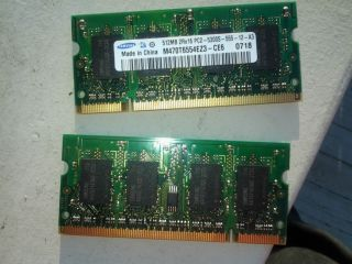 Sony Vaio VGN N325E Laptop Memory 1 GB