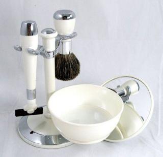 Mens Premium Luxury Gift Complete Shave Shaving Set
