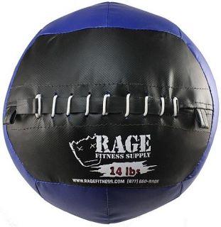 14 lb Rage Medicine Ball Wall Med Ball 14lb Crossfit