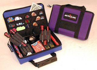 Metroline Pro Series Purple Dart Case