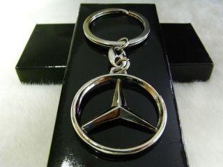 Mercedes Benz E Class CLK SL AMG SLK GL GLK CLS Key Chain C S 350 550