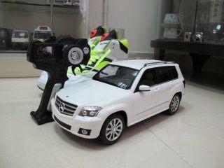 Mercedes Benz GLK Class SUV Radio Control RC Car 1 14