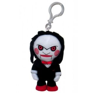 Cuddlers SAW movie Billy Puppet Clip On Plush Doll by Mezco Toys