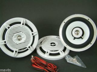 Marine Speaker 2 Way 500 Watts Peak 180 Watts RMS