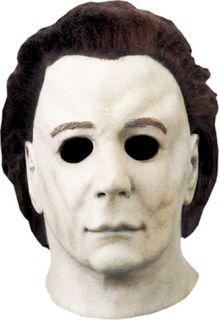 Michael Meyers Halloween Latex Horror Mask