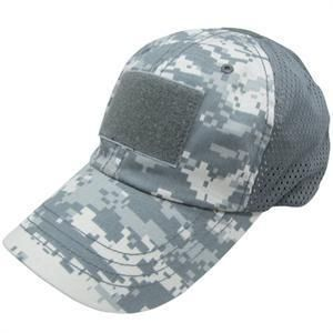 Mesh Tactical Operator Ball Cap Hat ACU Digital