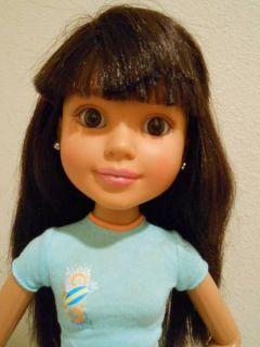 Aliesha Doll Large 18 inch Best Friends Club MGA Entertainment