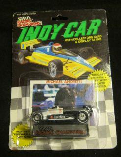 Michael Andretti 3 Texaco Havaline Racing Champions Indy Car Free US