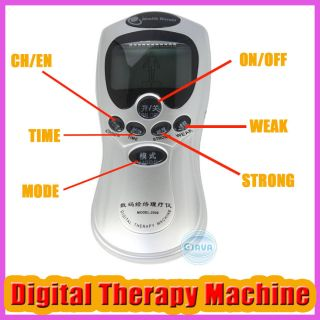 Multi function Digital Meridian Therapy Machine Electronic Acupuncture