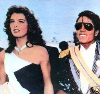 Michael Jackson Princess Diana Hola Mag 1984