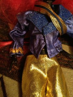 Michael Jackson Doll Outfit