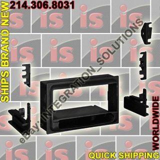 Metra 99 4000 Single DIN Stereo Radio Install Dash Fit Mount Trim Kit