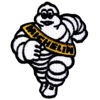 Michelin Man Tire Racing Motorcycle Car Jacket Pant Suit Iron Patch