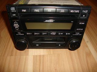 Millenia Miata 626 Portage Bose 6 Disc CD Player Radio Cassette