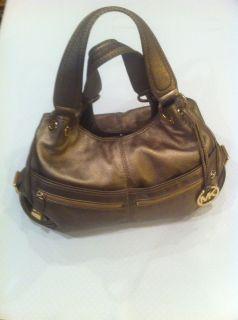 Michael Kors Handbag Gold