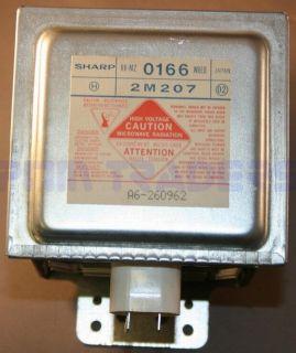 Sharp 2M207 RV MZ0166WREO Microwave Oven Magnetron