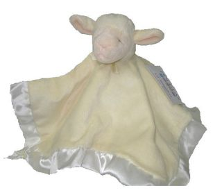 Lil Snugglers Cream Lamb 13 Baby Blanket by Douglas Cuddle Toys 1327