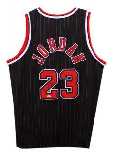 Michael Jordan Signed Autographed Nike Bulls Jersey PSA DNA P00439
