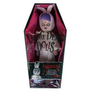 MEZCO Living Dead Dolls 13th Anniversary Eggzorcist 93924 New Toys