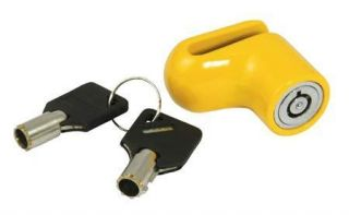 Motorcycle motorbike Scooter Security Micro 6mm Disc Lock
