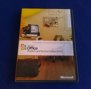 Microsoft Office 2003 Full Version w Product Key Word Excel PwrPoint