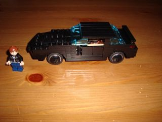 Lego Knight Rider Kitt K I T T with Michael Knight Minifigure