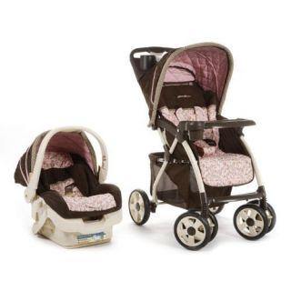 Eddie Bauer Adverturer Stroller Travel System Michelle Brand New