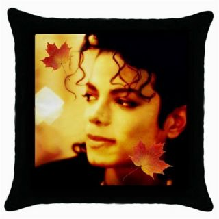 Forever Michael Jackson Collectible Throw Pillow Case