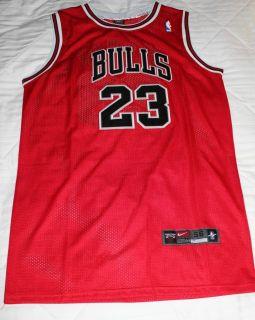 Michael Jordan Chicago Bulls Jersey Size 56