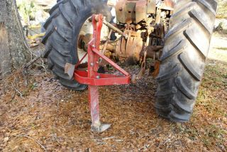 Subsoiler Middle Buster 3 Point Hitch Fred Cain
