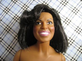 FRANKLIN MINT MICHELLE OBAMA DOLL SALE VINYL LIMITED EDITION PORTRAIT