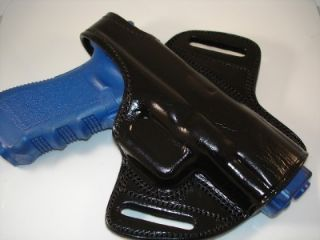 Leather Belt Holster for Taurus PT 111 140 Millennium