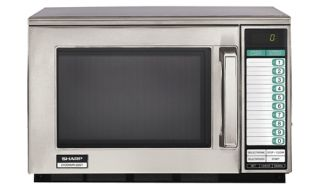 Commercial Microwave Oven Sharp R 25JTF 2100 Watts