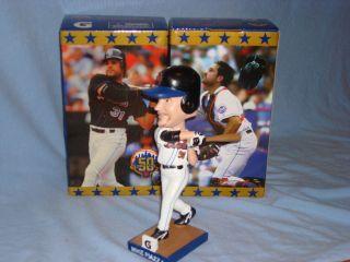 Mike Piazza SGA 2012 Mets Dodgers Citi Bobblehead Statue Figurine NIB