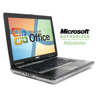 Laptop Computer Dual Core 1 8 GHz 4 GB WiFi DVD Win 7 Microsoft Office