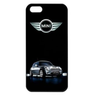 Mini Cooper Automobile Car Logo A iPhone 5 Hard Case Plastic Cover