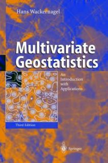 Multivariate Geostatistics An Introduction with Applications by Hans