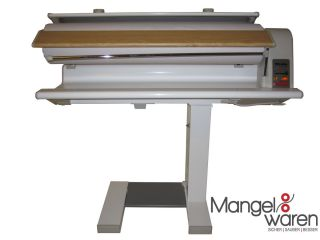 Miele rotary iron ironer ironing machine mangle roller iron press