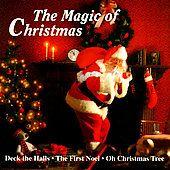 Magic of Christmas Pro Arte CD, Feb 1993, Pro Arte Records