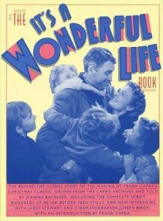 Its a Wonderful Life Book by Jeanine Basinger 1986, Paperback